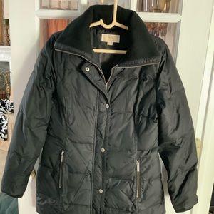 Down winter coat